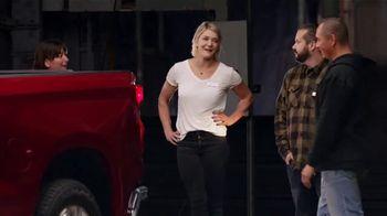 Chevrolet Silverado TV Spot, 'Full of Surprises' [T1] - Thumbnail 6