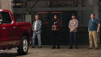 Chevrolet Silverado TV Spot, 'Full of Surprises' [T1] - Thumbnail 7