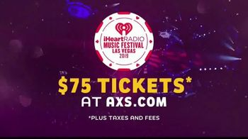 2019 iHeartRadio Music Festival TV Spot, 'Miley Cyrus, Def Leppard, Tim McGraw and More' - Thumbnail 9
