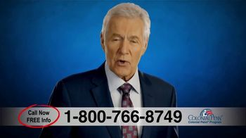 Colonial Penn Guaranteed Acceptance Whole Life Insurance TV Spot, 'Look Closely' Featuring Alex Trebek - Thumbnail 7