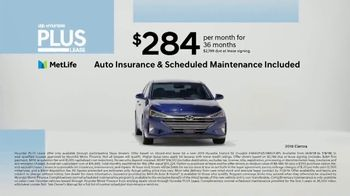 Hyundai PLUS Lease TV Spot, '2019 Elantra' [T2] - Thumbnail 1