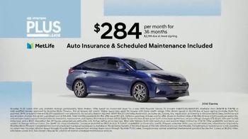 Hyundai PLUS Lease TV Spot, '2019 Elantra' [T2] - Thumbnail 4