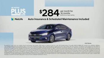 Hyundai PLUS Lease TV Spot, '2019 Elantra' [T2] - Thumbnail 5
