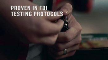 Remington Golden Saber Black Belt TV Spot, 'An Indestructable Line' - Thumbnail 1