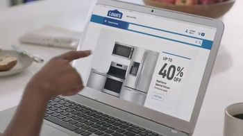 Lowe's July 4th Savings TV Spot, 'Happy Hunting: Whirlpool Refrigerator' - Thumbnail 2