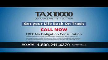 TAX10000 TV Spot, 'Get Your Life Back on Track' - Thumbnail 8