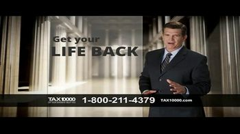TAX10000 TV Spot, 'Get Your Life Back on Track'