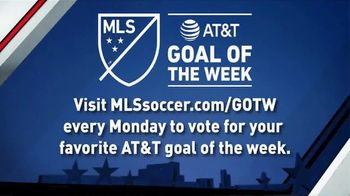 Major League Soccer TV Spot, 'AT&T Goal of the Week' - Thumbnail 8