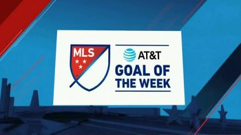 Major League Soccer TV Spot, 'AT&T Goal of the Week' - Thumbnail 1