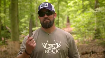 Buck Knives TV Spot, 'Bloopers'