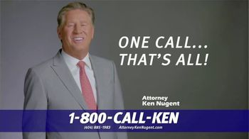 Kenneth S. Nugent: Attorneys at Law TV Spot, 'Every Day You Wait' - Thumbnail 9