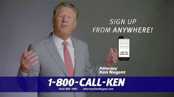 Kenneth S. Nugent: Attorneys at Law TV Spot, 'Every Day You Wait' - Thumbnail 4