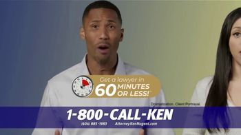Kenneth S. Nugent: Attorneys at Law TV Spot, 'Every Day You Wait' - Thumbnail 6