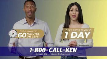 Kenneth S. Nugent: Attorneys at Law TV Spot, 'Every Day You Wait'