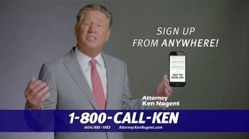 Kenneth S. Nugent: Attorneys at Law TV Spot, '60 Minutes or Less' - Thumbnail 4
