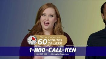 Kenneth S. Nugent: Attorneys at Law TV Spot, '60 Minutes or Less' - Thumbnail 6