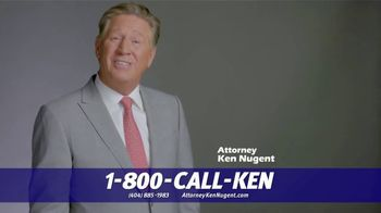 Kenneth S. Nugent: Attorneys at Law TV Spot, '60 Minutes or Less' - Thumbnail 8