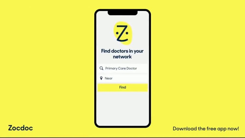 Zocdoc TV Commercial, 'Instantly Book'