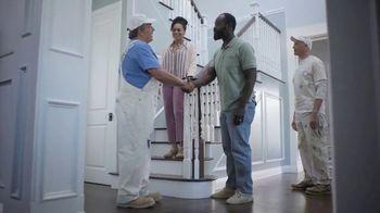 Lowe's TV Spot, 'Paint It Right: Valspar Ceiling Paint' - 712 commercial airings