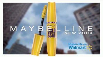 Maybelline New York The Colossal Mascara TV Spot, 'Gran volumen' [Spanish] - Thumbnail 9