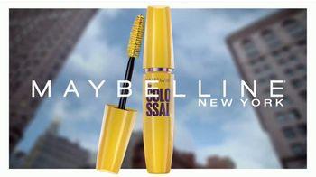 Maybelline New York The Colossal Mascara TV Spot, 'Gran volumen' [Spanish] - Thumbnail 3