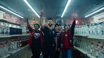Captain Morgan TV Spot, \'DC United Chant\'