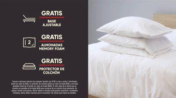 Mattress Firm Venta del 4 de Julio TV Spot, 'Gratis, gratis, gratis' [Spanish] - Thumbnail 3