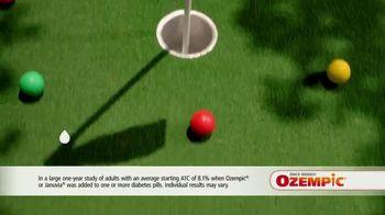 Ozempic TV Spot, 'Minigolf' - Thumbnail 2