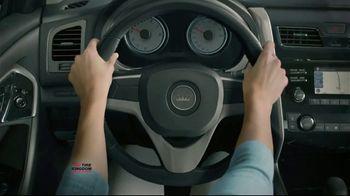 Tire Kingdom TV Spot, 'Turn It Up: Buy Three Tires, Get One'