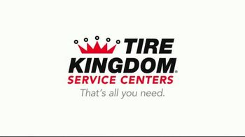 Tire Kingdom TV Spot, 'Turn It Up: Buy Three Tires, Get One' - Thumbnail 8