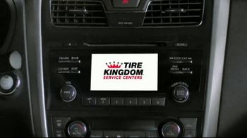 Tire Kingdom TV Spot, 'Turn It Up: Buy Three Tires, Get One' - Thumbnail 3