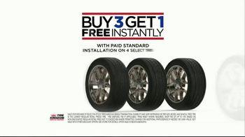 Tire Kingdom TV Spot, 'Turn It Up: Buy Three Tires, Get One' - Thumbnail 7