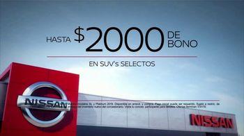 Nissan TV Spot, 'Listos para cualquier cosa' canción por Jamie Lono [Spanish] [T2] - Thumbnail 8