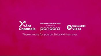 SiriusXM Satellite Radio TV Spot, 'More for You' - Thumbnail 6