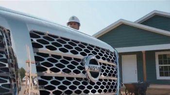 2019 Nissan Titan TV Spot, 'Work Smarter' [T2] - Thumbnail 3