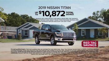 2019 Nissan Titan TV Spot, 'Work Smarter' [T2] - Thumbnail 8