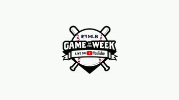 YouTube TV Spot, 'MLB Game of the Week' - Thumbnail 1