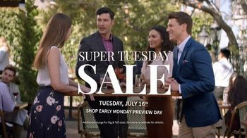 JoS. A. Bank Super Tuesday Sale TV Spot, 'July 2019: Suits & Dress Shirts' - Thumbnail 6