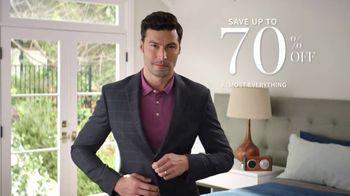 JoS. A. Bank Super Tuesday Sale TV Spot, 'July 2019: Suits & Dress Shirts'