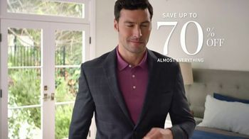 JoS. A. Bank Super Tuesday Sale TV Spot, 'July 2019: Suits & Dress Shirts' - Thumbnail 2
