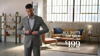 JoS. A. Bank Super Tuesday Sale TV Spot, 'July 2019: Suits & Dress Shirts' - Thumbnail 4