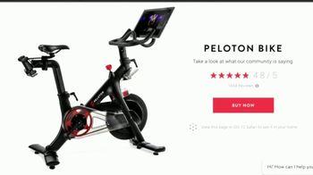 Peloton TV Spot, 'Dish Nation: Cardio Experience' Featuring Headkrack