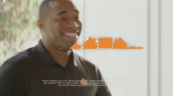 Ashley HomeStore Black Friday in July TV Spot, 'Free Premium Delivery' Song by Midnight Riot - Thumbnail 8