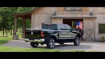 Ram Trucks Summer Clearance Event TV Spot, 'Win Over Fans' Song by Eric Church [T2]
