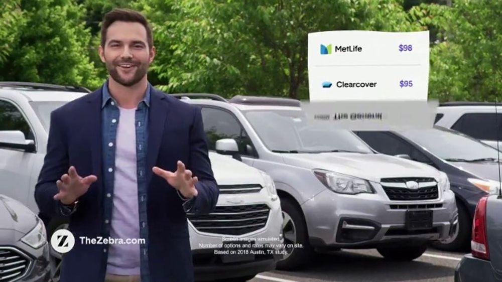 The Zebra TV Commercial, 'Compare Dozens'