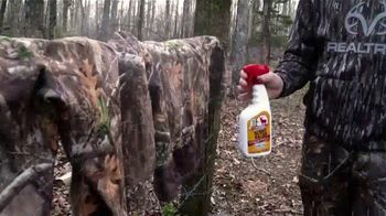 Wildlife Research Center Super Charged Scent Killer TV Spot, 'High Powered Scent Elimination'