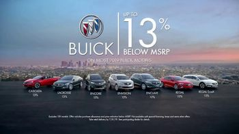 2019 Buick Envision TV Spot, 'Groceries' Song by Matt and Kim [T2] - Thumbnail 8