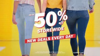 Old Navy TV Spot, 'Denim Tune Up: 50 Percent Off' Song by Kaskade - Thumbnail 3