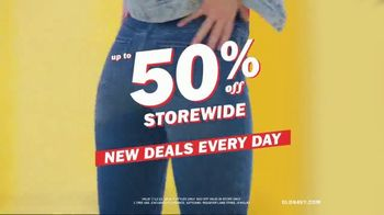 Old Navy TV Spot, 'Denim Tune Up: 50 Percent Off' Song by Kaskade - Thumbnail 4