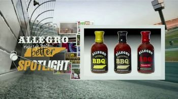 Allegro Marinade TV Spot, 'Spotlight: Sauces' - Thumbnail 7